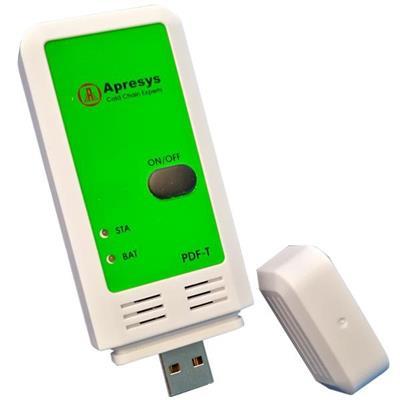 艾普瑞APRESYS 循环温度记录仪 PDF-T