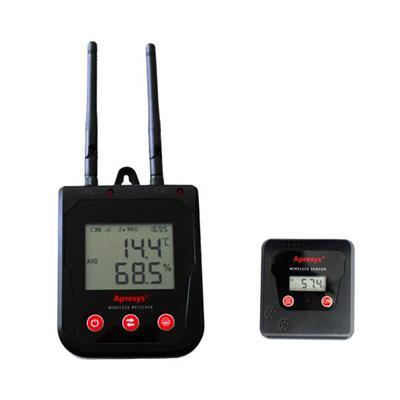 艾普瑞APRESYS GPRS无线温湿度监控系统 199-TH