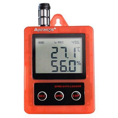 艾普瑞APRESYS GPRS温湿度自动监控系统记录仪 199-GTH