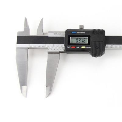 广陆量具 带游标数显卡尺 0-150mm 货号101-101