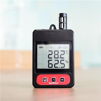 艾普瑞APRESYS 智能温湿度记录仪 179-THL