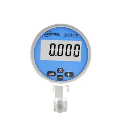 联测 不锈钢耐震 -0.1-60Mpa可选压力表 SIN-Y190