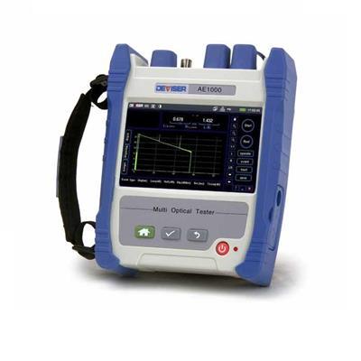 德力 光网络测试仪 AE1000C