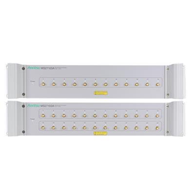日本安立 远程频谱监控器 MS27103A
