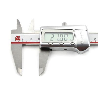广陆量具 快显数显卡尺 0-300mm 货号111-103-10G