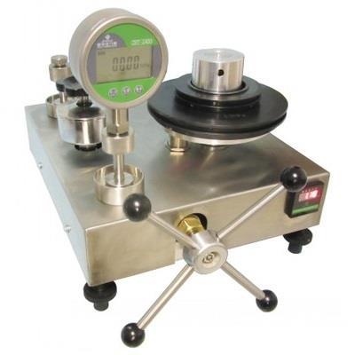 智拓 活塞式压力计 ZHT-YS-600