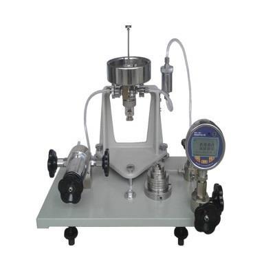 智拓 气体活塞式压力计 ZHT-YS-2.5
