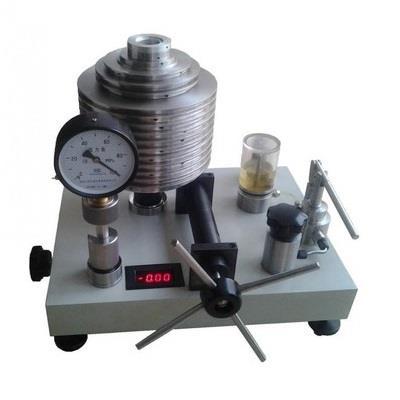 智拓 碳化钨宽量称活塞式压力计 ZHT-5006