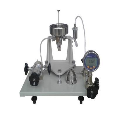 智拓 气体活塞式压力计 YS-2.5