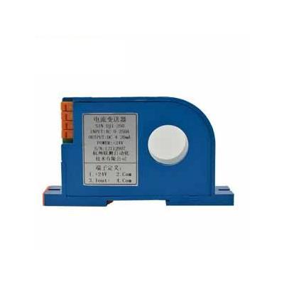 联测 导轨安装穿孔式交流电流变送器孔径22mm 电流变送器