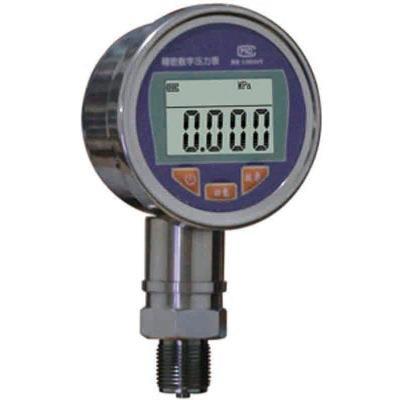 智拓70mm 0.5%FS -100kPa—0--100kPa--260MPa 四位数显压力表ZHT