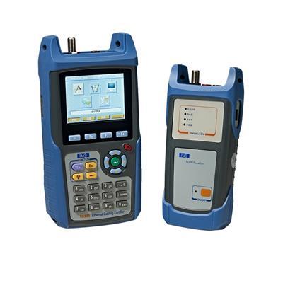 德力 以太网综合布线测试仪 TC500