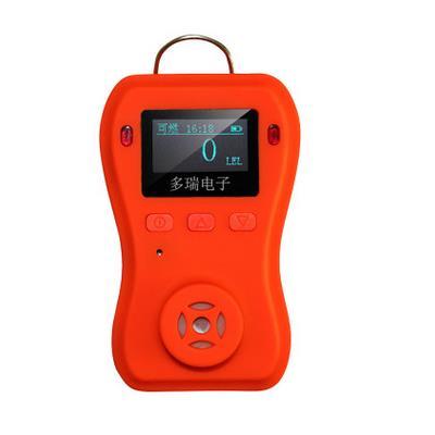 多瑞RTTPP R便携式二氧化碳气体检测仪 co2气体泄漏检测仪报警仪包过安检DR-650