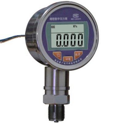 智拓 70mm 0.5%FS 四位数显远传压力表 数字压力控制器 ZHT
