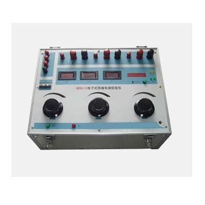 高试特 电子式热继电器校验仪 GSRJ-3