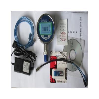 智拓 0.05高精度存储数字压力表带U盘拷出 ZHT-2000