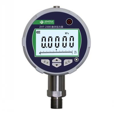智拓 0.1%FS标准数字压力计 精密数显压力表 ZHT-2000