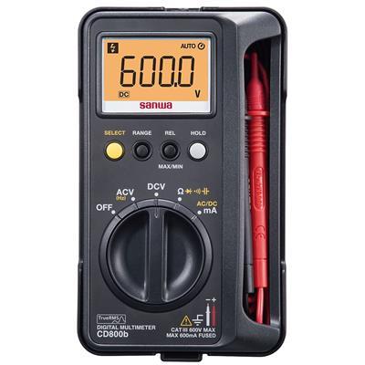 日本三和 数字万用表 CD800b