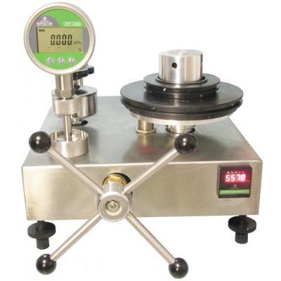 智拓  0.1~6MPa 0.05级活塞式压力计压力检验台 ZHT-YS-60G