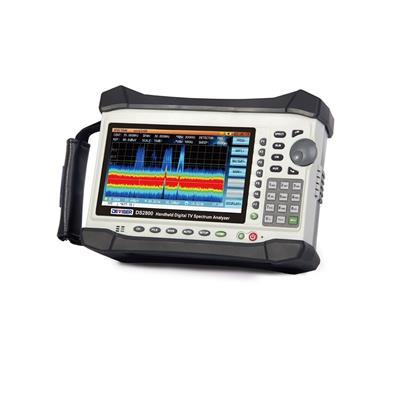 德力 手持式数字电视频谱分析仪 DS2800