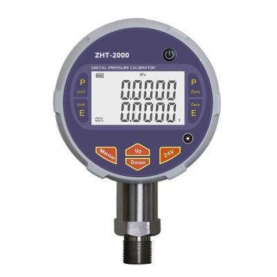 智拓 智能数字压力校验仪 高精度数字压力计  ZHT-2000