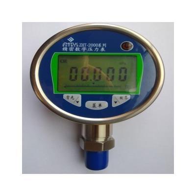 智拓 数字显示压力表四位液晶显示压力计 ZHT-2000