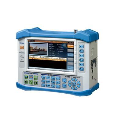 德力 便携式电视信号综合分析仪 S7000