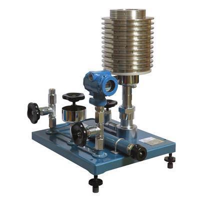 智拓 0.5~25MPa 活塞式压力计 压力表校验仪 YSA-250G