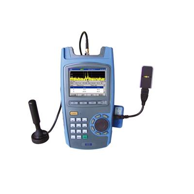 德力 三网合一 德力场强仪 DS2500T 数字电视分析仪