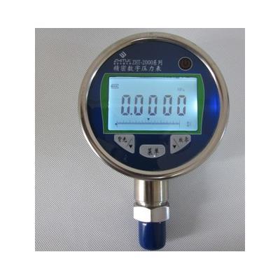 智拓 数字数显压力表精密压力表径向轴向0-0.6-60MPa 0.4%级五位显示 ZHT-2200
