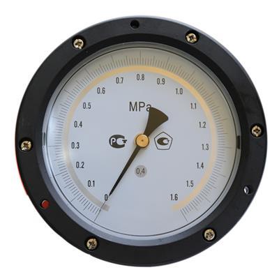 红旗仪表 耐震精密压力表 YTNB-150ZT