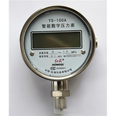 红旗仪表 数字压力表 YS-100A