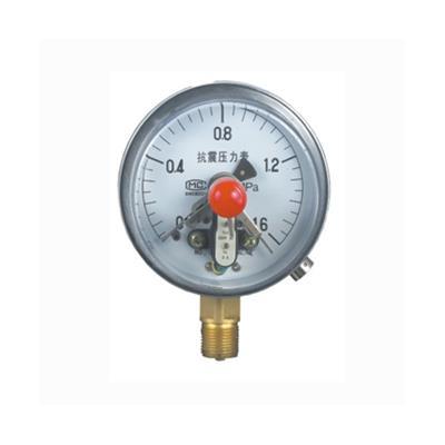 红旗仪表 电接点压力表 YX,YXC