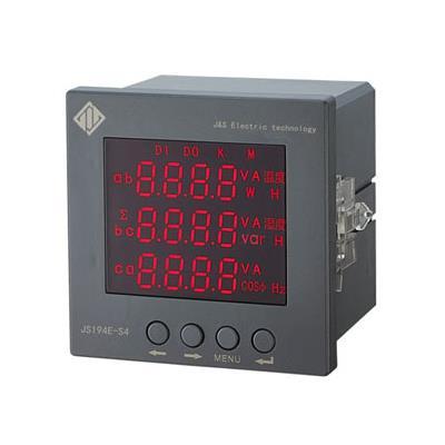 卓硕  三相数码多功能表  JS194E-3S4