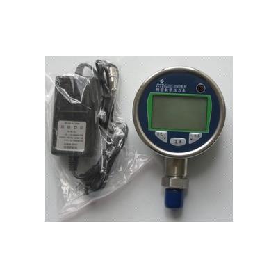 智拓 不锈钢精密数显压力智能数字压力表0.1级-100KPa-700 ZHT-2000