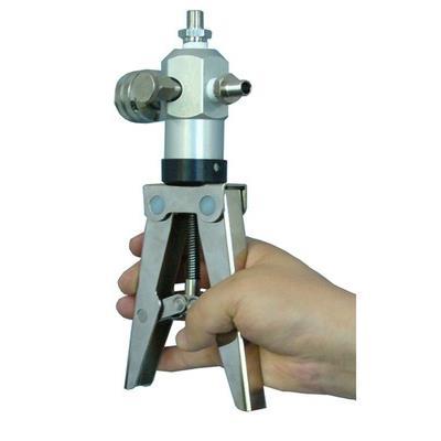 智拓  0-25Mpa 液压便携式手持式压力泵手动压力源 Y060