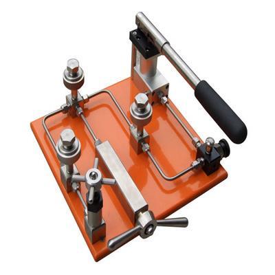 智拓 (-0.095~3)Mpa 5Kpa气体压力源手动气压源 ZHT-6102