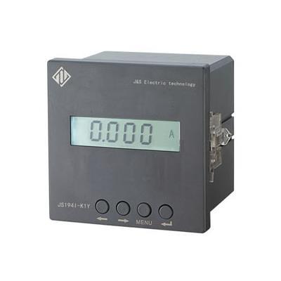 卓硕  液晶单相电流表  JS194I-3K1Y
