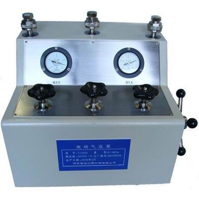 智拓  (0~0.6)MPa (0~1.0)MPa 优于0.02%F·S 电动气压源 ZHT-6700