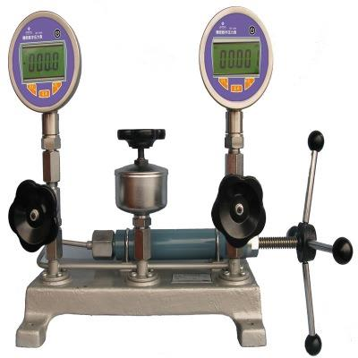 智拓 ZHTJ-80 0-80MPa 压力表校验器 ZHTJ