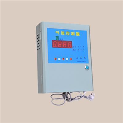 中安电子 一拖二路气体报警器 QD6000