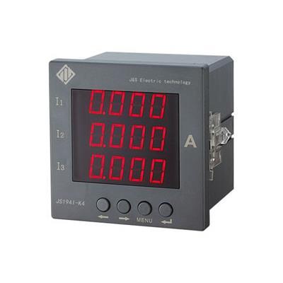 卓硕  数码三相电流表  JS194I-AK4