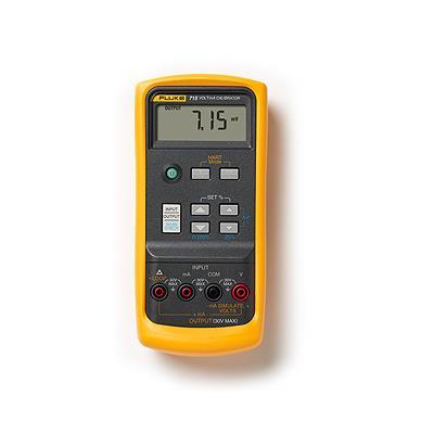 美国福禄克FLUKE Fluke 715 电压信号发生器|电压电流校准器