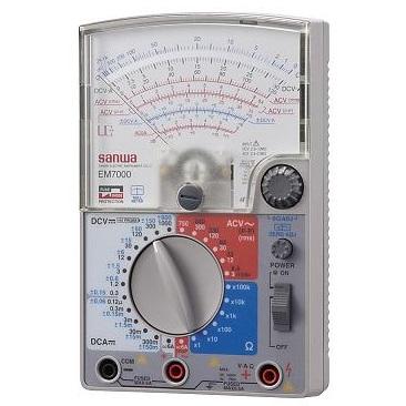 日本三和 模拟万用表 EM7000