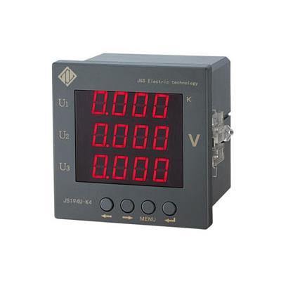 卓硕  数码三相电压表  JS194U-3K4