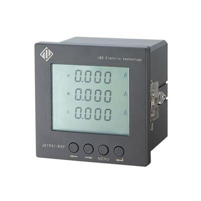 卓硕  液晶三相电流表 JS194I-AK4Y