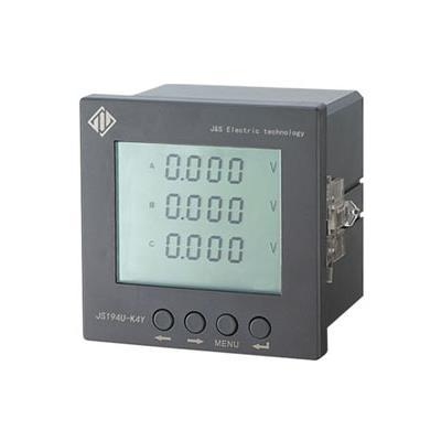 卓硕  液晶三相电压表  JS194U-AK4Y