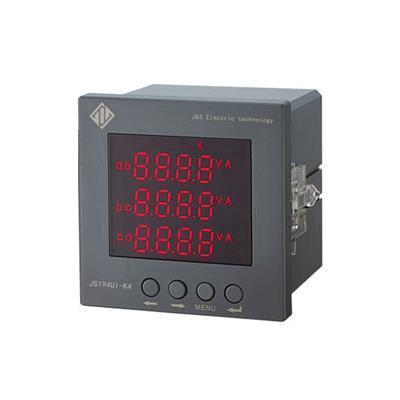 卓硕  三相电流电压组合表 JS194UI-AK4