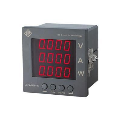 卓硕  单相电流电压有功功率组合表    JS194UIP-AK1