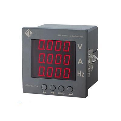 卓硕  单相电流电压频率组合表   JS194UIF-9K1